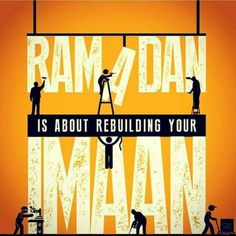 Fasting is truly a training of Taqwa. If we don't find any changes within ourselves this #Ramadan, we really need to recheck our Imaan.