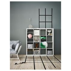 KALLAX Shelving unit White 147x147 cm  - IKEA