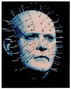 Pinhead deserves his own board on Pinterest