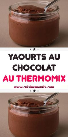 Mousse Dessert, Ww Desserts, Delicious Desserts, Dessert Thermomix, Deserts, Food And Drink, Pudding, Sweets, Healthy Recipes