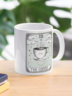"""The Coffee"" Mug by barlena   Redbubble Custom Mugs, Coffee Mugs, Canning, Tableware, Tumblers, Dinnerware, Coffee Cups, Tablewares, Home Canning"