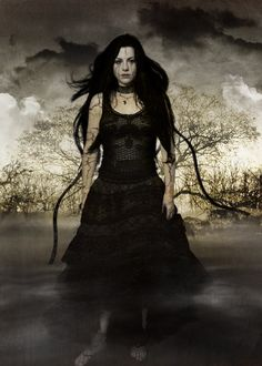 amy lee, evanescence, and fan art image