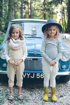 They've got my vote for most styllish.  #estella #designer #kids
