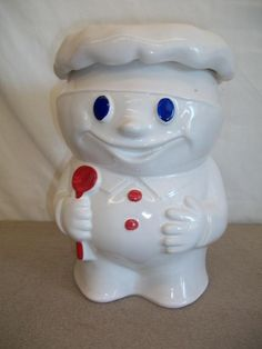Pillsbury Doigh Boy cookie jar!