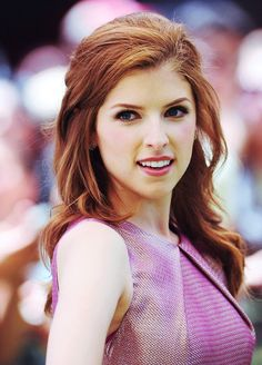 Anna Kendrick, and btw, I knew about her existence before Twilight and Pitch Perfect. The first movie I ever saw her in was Rocket Science (2007), before she even got famous ;3