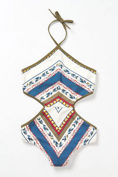 Sculpted Maillot <3<3<3  #anthropologie