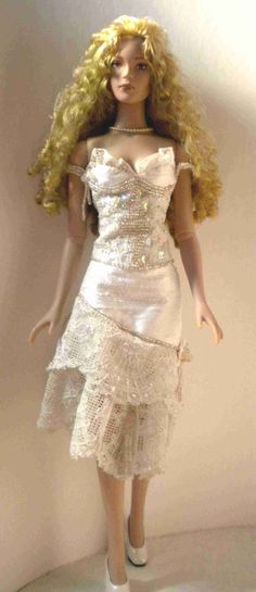 Tyler wearing Samihart Doll Fashion, 2011.  Private collection.