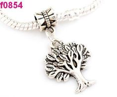 SPECIAL OFFER! Awesome Tibetan Silver Tree Charm With Bail #854 $4.95