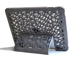 Macedonia iPad Case protects from scratches, marks and bumps, and provides ventilation as well as support brackets.