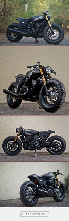 The world's first custom Harley-Davidson Street | Bike EXIF - created via https://pinthemall.net