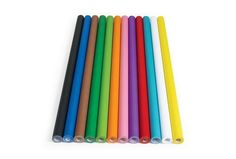 "Colorations 48"" x 60' Prima-Color Fade-Resistant Paper Rolls"