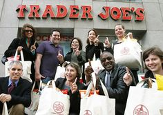 Rejecting Walmart Strategy, Trader Joe's Pays Employees A Living Wage And Wins  2013/03/25  By Lorraine Devon Wilke