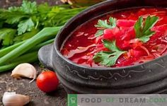 Tre opzioni per il borsch con manzo sono nelle ricette passo-passo. Segreti della cucina sud russa, ucraina e cosacca: Borsch con manzo (passo dopo passo) Weight Loss Blogs, Food Presentation, Thai Red Curry, Kids Meals, Salsa, Lose Weight, Tacos, Healthy Recipes, Diet