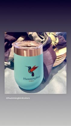 Have you done your holiday shopping yet? Cold Drinks, Beverages, Hummingbird Colors, Dinner Table, Preserves, Tumblers, Your Favorite, Festive, First Love