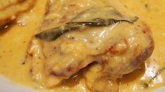 pollo crema di patata