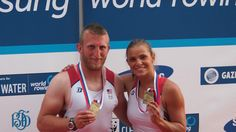 Gold in Serbia and now qualified for the London Games.Shaklee fueled athletes: Rob Jones and Oksana Masters