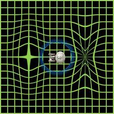 Físico confirma que motor para 'dobra espacial' é possível e viável - TecMundo