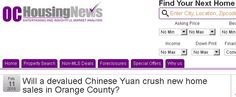 Will a devalued Chinese Yuan crush new home sales in Orange County? - OC Housing News https://redd.it/46e3tw