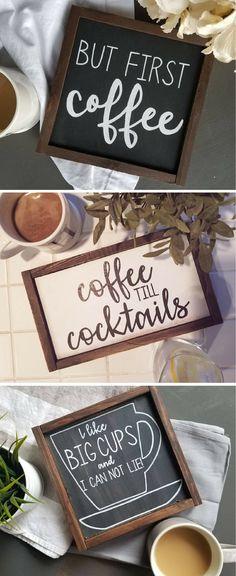 *coffee til cocktails*