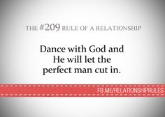 The #209 Rule of a Relationship