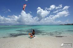 Kite-boarding Anguilla