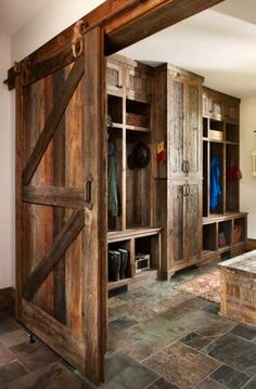 I love this rustic look!