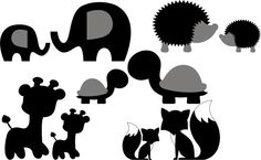 Mother and Baby SVG Files
