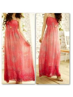 PINK MAXI   Product Code- CC 06  Size- Regular (Free Size)  measurements- Length- 122-125 cm; Bust- 80-100 cm  Price- Rs. 1790 plus delivery charges    For Bookings and more information, please mail caramelcollectives@gmail.com