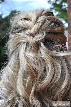 braided back