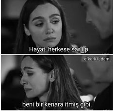 Gibi.... Film Quotes, Book Quotes, Dark Paradise, Movie Lines, Depression Quotes, Series Movies, Insta Photo, New Beginnings, Cool Words