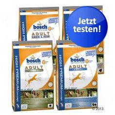 Probierpaket Bosch Adult, Mix