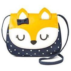 Girls' Cross Body Fox Bag
