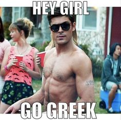 Whatever you say, Zac.