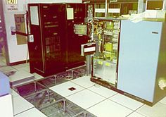IBM 3704 Communications Controller. See http://en.wikipedia.org/wiki/IBM_3704