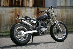 Suzuki RV200 by: HEIWA MOTORCYCLE