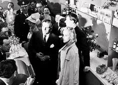 Vivien Leigh, Laurence Olivier, Marilyn Monroe