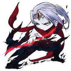 Varus. League of Legends.