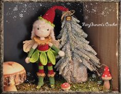 Amigurumi - Luna Christmas elfe - tutorial by FairyGurumi's Crochet