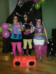 80s party!!                                                                                                                                                                                 More