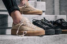 Rihanna lançará coleção na NYFW - Puma - Shoes