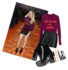 """""""Ellie Goulding Inspired x"""" by lily-bud ❤ liked on Polyvore featuring House of Holland, J Brand, Marc Jacobs, LULUS, NARS Cosmetics and Christian Dior"""