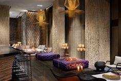 W Hotel Miami Living Room Bar