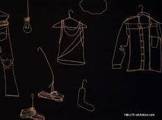 옷걸이 작품 - Google 검색