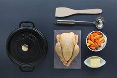 Cottura in umido in forno