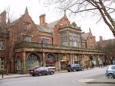 Stoke-on-Trent Railway Station, Stoke town, Stoke-on-Trent