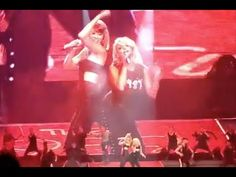 Taylor Swift and Miranda Lambert Perform Little Red Wagon Together
