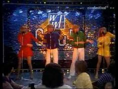 Bucks Fizz - Making Your Mind Up (WWF Club)