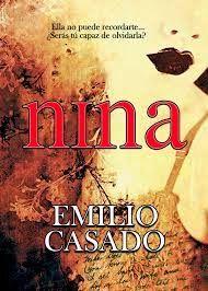 Virginia Oviedo - Libros, pintura, arte en general.: NINA de EMILIO CASADO MORENO