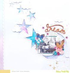 Citrus Twist Kits: Mixed Media Layout with Elsie Robinson