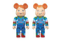 Medicom Toy Good Guy/Chucky 400% Bearbricks